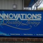 Innovations for Quality Living Sign