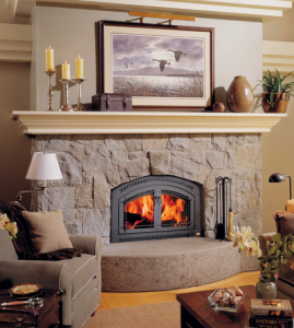 Wood Fireplaces | Bellingham